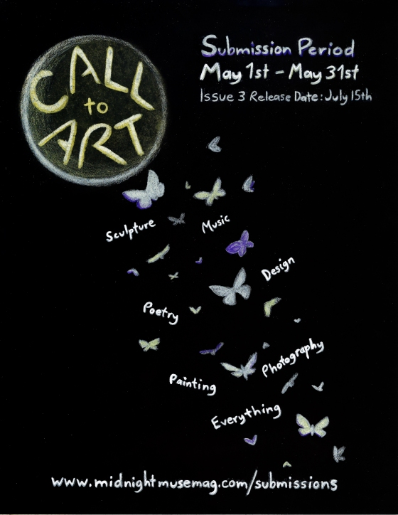 Issue 3 | Call to Art!