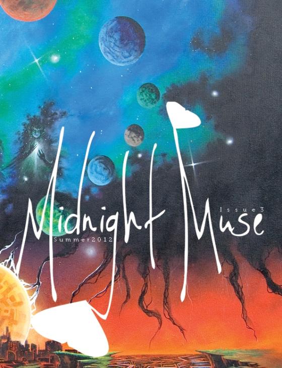 Midnight Muse Issue 3 Featured Artist | Chris Wilhelm
